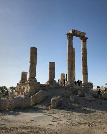 Amman City Tour & Desert Castles